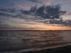 Loojanguõhtu järvel