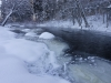 külm hommik jõel