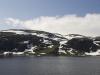 Isegi juuli lõpul ei suuda lumi sulada - Norra
