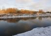 Külm õhtupoolik jõel